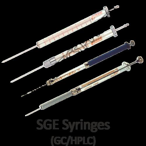 SGE Syringes