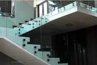Glass Decking Balustrades