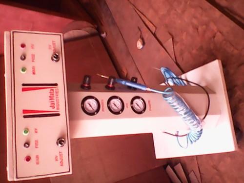 Powder Coating Machine Double System