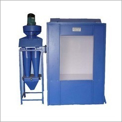 Multi Cyclone Booth For Powder Coating
