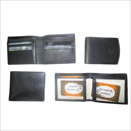 Gents Leather Designer Wallet