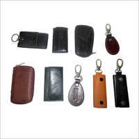 Leather Key Cases And Holder