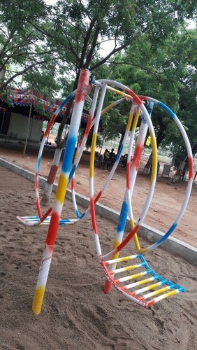 Children playground Equipment Butterfly