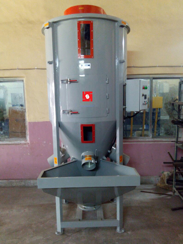 Vertical Dry Colour Mixer Machine