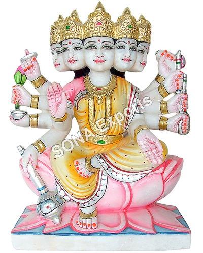 God Gayatri Statue