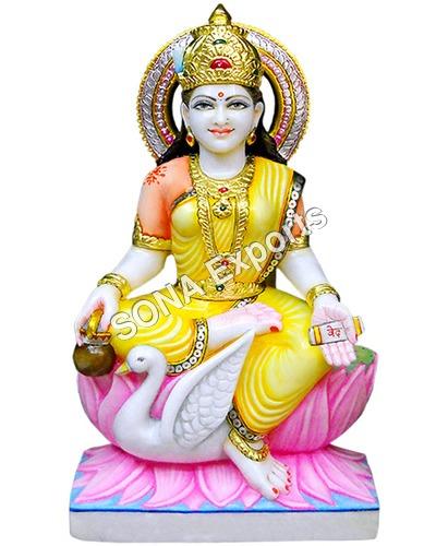 Marble Gayatri Murti statue manufacturer