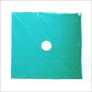 T Linen Round Hole