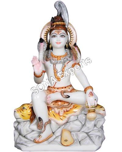 Makrana marble Shankar Murti