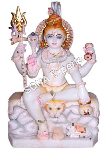 Mahadev Statue