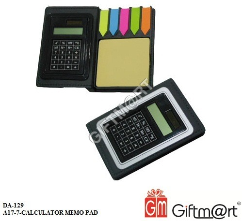 CALCULATOR MEMO PAD