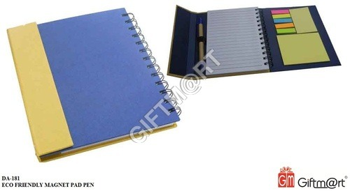 ECO FRIENDLY MAGNET PAD PEN
