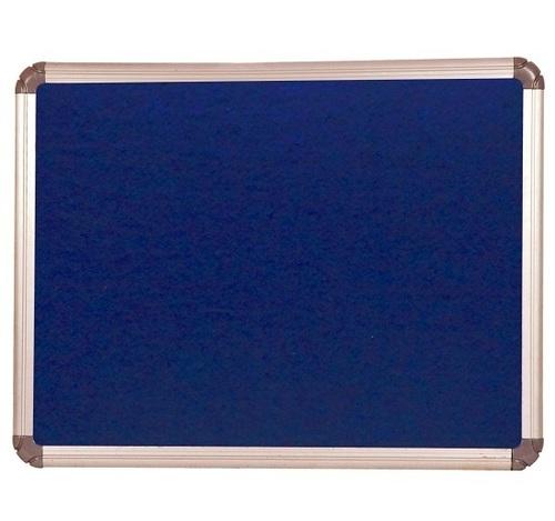 Deluxe Notice Board Blue