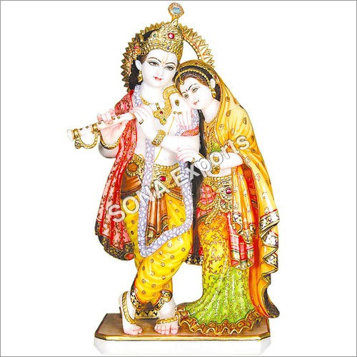 Exclusive Radha Krishna Murti
