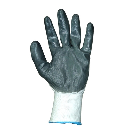 Nitrile Coated Safety Gloves