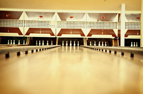 Bowling Alley GS-X NEW