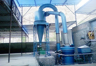 Gypsum Raymond Mill