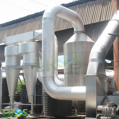 Steel Re-Rolling Mills Air Pollution Control Devices