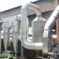Steel Re-Rolling Mills Air Pollution Control Devic
