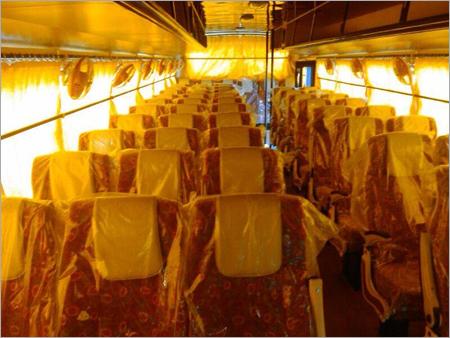 AC Bus On Rental