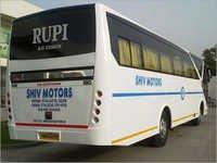 AC Coach Bus On Hire