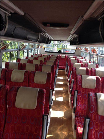 Luxury Bus New Coaches Rental Services