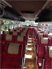 Luxury Bus New Coaches Rental Services