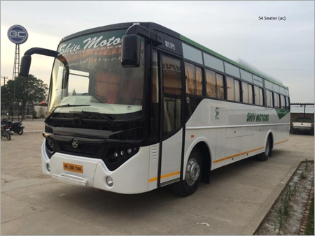 Luxurious Bus Rental Service