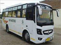 Mini AC Bus Rental Service