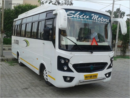 Luxurious Coach On Hire