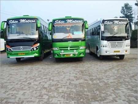 Ac Mini Bus Hire Services