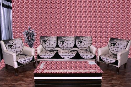 Chenille Sofa Panel Madhuri