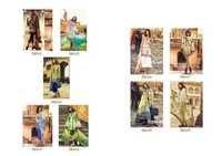 DEEPSY (FLUENCE-5) Plazzo Style Salwar Kameez Wholesale