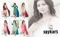 TANU DESIGNER (SPYKAR'S) Straight Salwar kameez Wholesale
