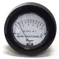 Minihelic II Differential Pressure Gauges