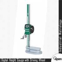 Digital Height Gauge with Driving Wheel