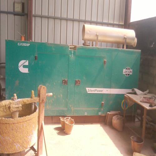 Industrial Silent Generator