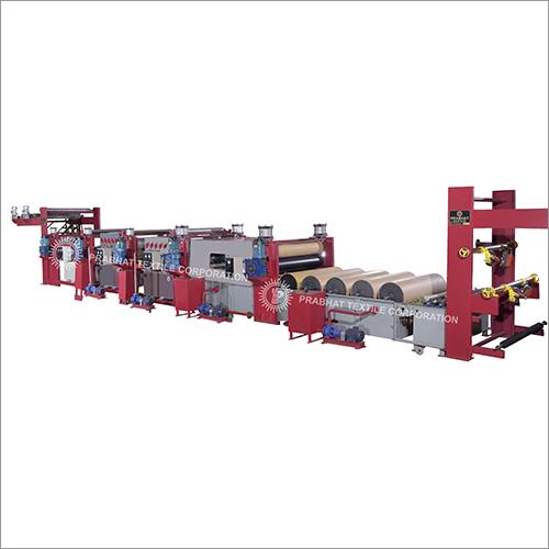 Chainless Mercerizing Machine