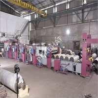 Chainless Fabric Merceriser Machine
