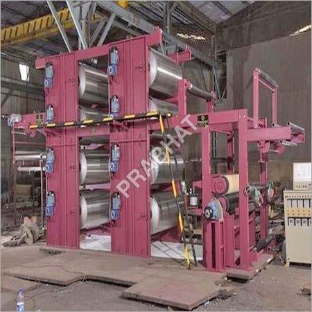 Textile Drying Range Machine