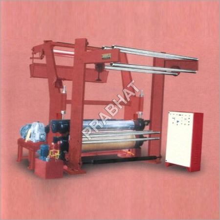 Embossing Calender Machine