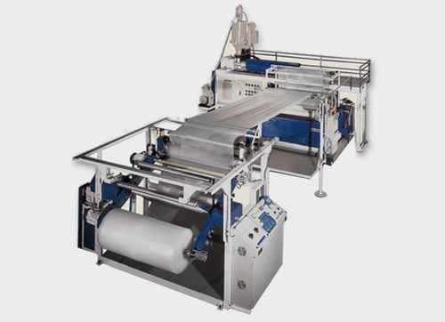Air Bubble Film Lamination Line
