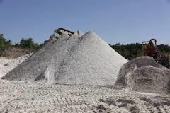 Screened Silica Sand