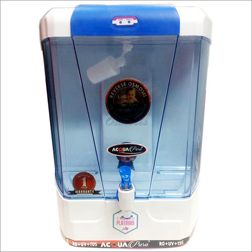 Acqua Platinum Water Softener