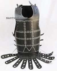 Medieval Collectible Leather Muscle Body Armor Breastplate