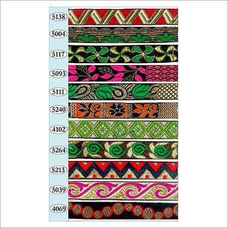 Multi Color Laces