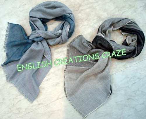 Cotton Triple layer Scarves