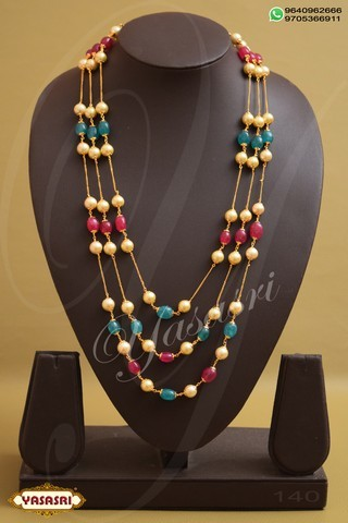Traditional designer Fancy mala