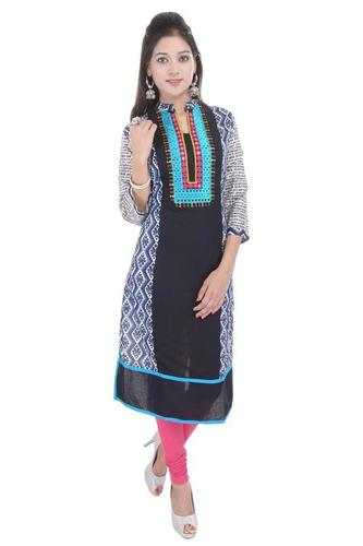 Cotton Dress Designer Kurtis