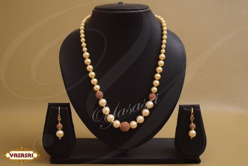 Import of Ladies Fancy mala