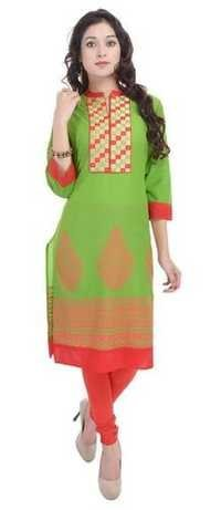 Cotton kurti New